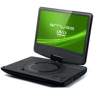 LECTEUR DVD PORTABLE MUSE M970DP Lecteur DVD portable - Écran 9