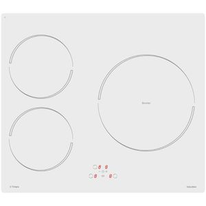 PLAQUE INDUCTION SOGELUX Table de cuisson induction PVI364B blanche