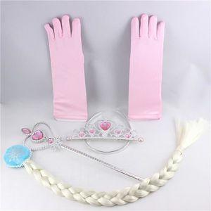 ACCESSOIRE DÉGUISEMENT Accessoires de déguisement Diadème Elsa Anna, Bagu