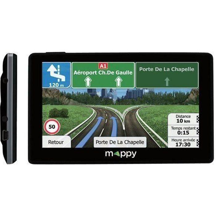 MAPPY Ulti E538T GPS 5\