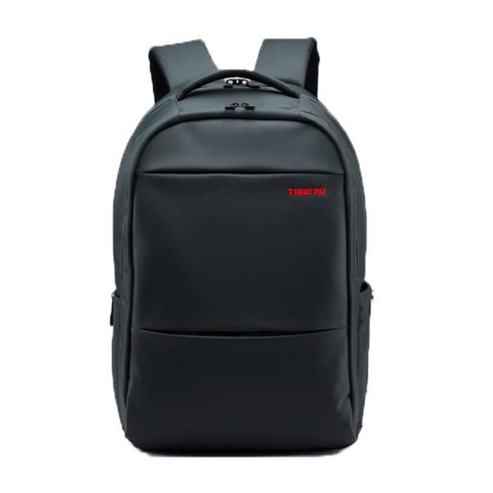 Nylon imperméable 15 pouces pour ordinateur portable Sac à dos pour ordinateur portable Hommes Femmes Sac NY s3004