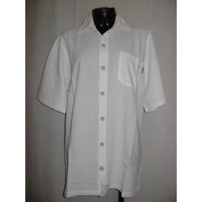 Natural Taille Achat Blanc Vente Bgf7y6y Coton Xxl Chemise Homme 2Y9WHEDI