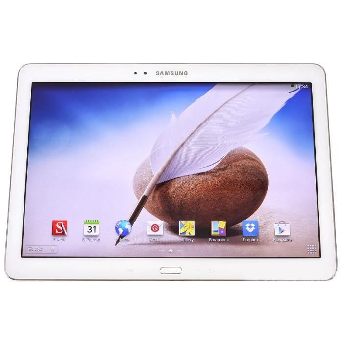 ad748819e34 Samsung Galaxy Note 10.1 P605 4G + WIFI S PEN Tablette PC 10.1 pouces 3 Go  de RAM 16 Go de ROM sous Android 8MP Caméra 8220 batterie