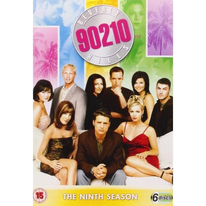 90210 dvd pas cher. Black Bedroom Furniture Sets. Home Design Ideas
