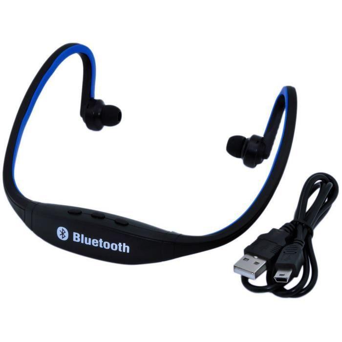 Oreillette Bluetooth 2.1 stéréo sans fil