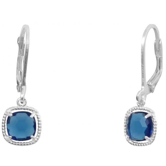 Boucle d'oreille boucles d'oreilles clio blue bo1636t - boucles d'o