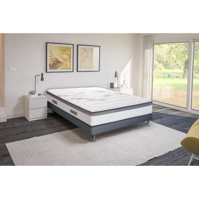 matelas 140x190 achat vente matelas 140x190 pas cher cdiscount. Black Bedroom Furniture Sets. Home Design Ideas