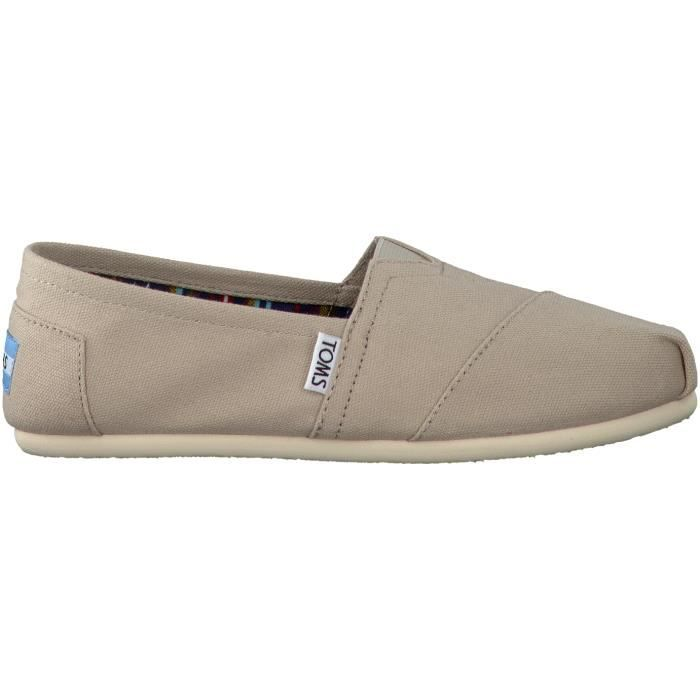 Toms Espadrilles SPACE DYED Beige