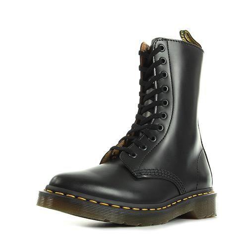 Chaussures Martens Alix Alix Alix Noir Noir Achat Vente bottine 76f89e