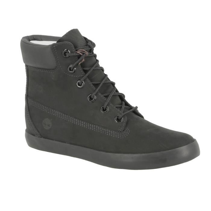 timberland noire