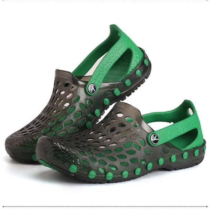 Hommes Sandales Cold Summer Youth Daily Casual doux Cozy Flats Chaussures étanches fTbOsGsQ