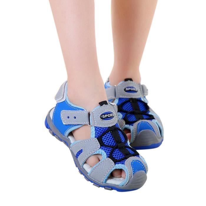 1c306d9abb885 Fermé Enfant Sneakers Garçon Bébé con1492 Summer Fille Bout Enfants  Sandales Beach Chaussures xTYqwdpp