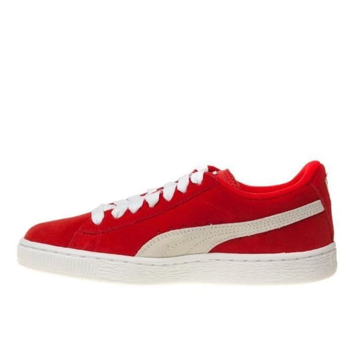 Chaussures Puma Suede JR