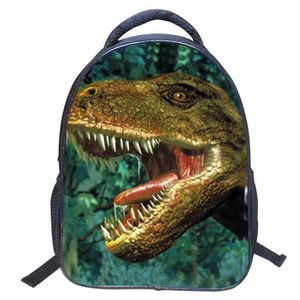 SAC À DOS INFORMATIQUE cartable Dinosaure Sacs à dos scolaires Garçons fi