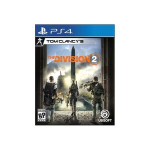 JEU PS4 Tom Clancy's The Division 2 PlayStation 4