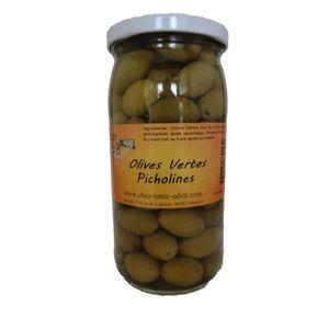 OLIVE Olives Vertes Picholines