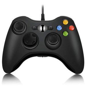 MANETTE JEUX VIDÉO Xbox 360 Manette filaire,contrôleur du jeu,Gamepad