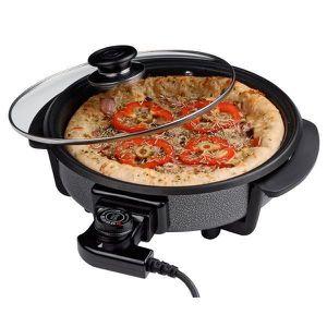 PLAT POUR FOUR Cuiseur multifonctions Pizza Pan