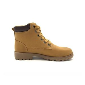 BOTTE Bottines femme moutarde-Taille : 36-Taille : 36