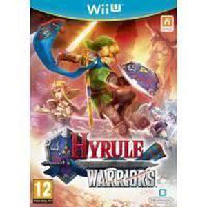 JEU WII U Hyrule Warriors Jeu Wii U