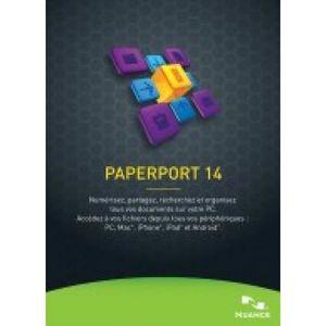 DVD DOCUMENTAIRE PaperPort 14.2-(PC en Téléchargement)