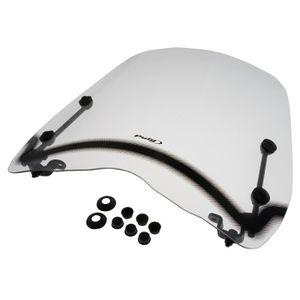 BULLE - SAUTE VENT Pare-brise PUIG pour HONDA Vision 110cc, Maxiscoot