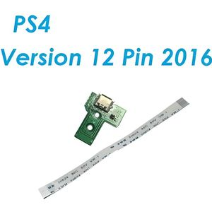 DOCK DE CHARGE MANETTE Connecteur alimentation manette PS4 12pin DOCK V3