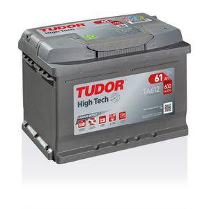 BATTERIE VÉHICULE Batterie HIGH TECH TUDOR TA612 12V 60Ah 600A 242 x