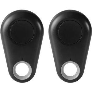 TRACAGE GPS  2 pcs Mini Traceur Bluetooth Sans Fil Anti Perte