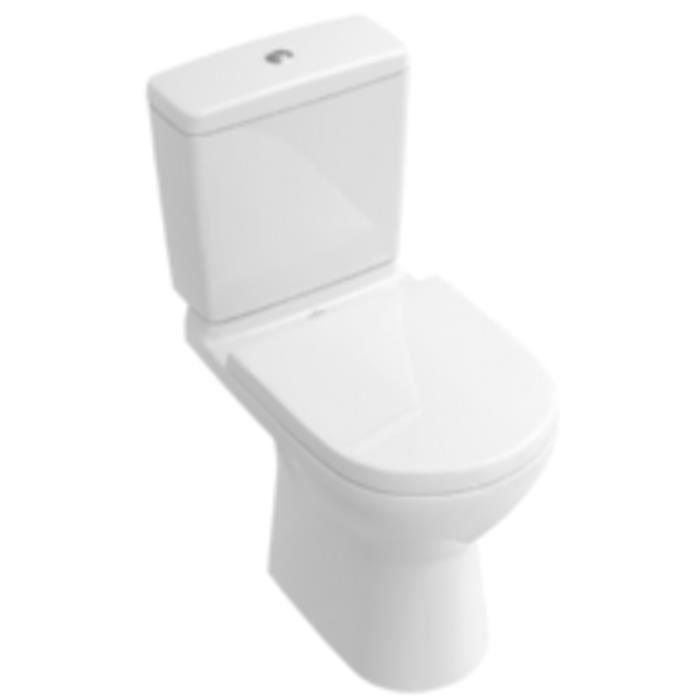 f8d5cc266aca2c VILLEROY   BOCH Pack WC sur pied O.novo Plus sortie verticale ...