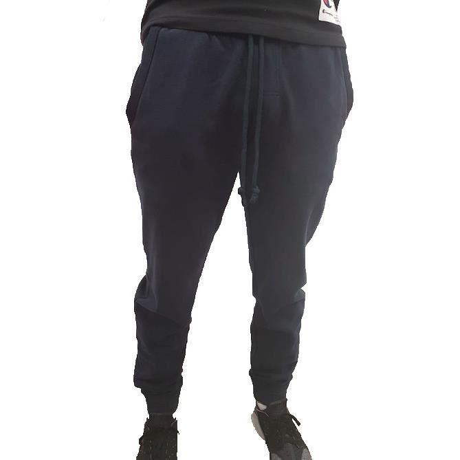 Jogging Champion Rib Cuff Pants 212270 KK001 NBK Noir. Noir Noir ... baed6820c33