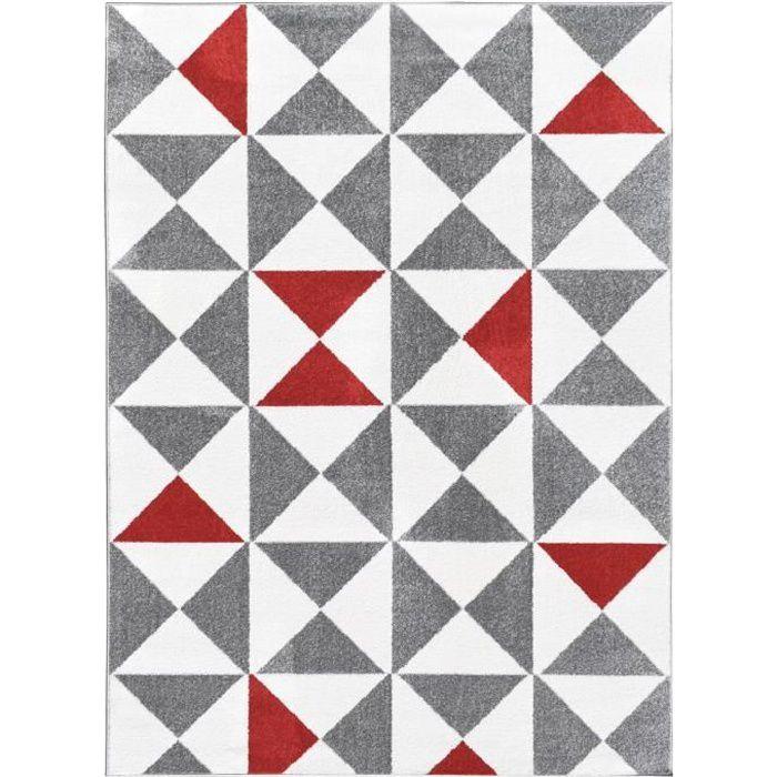 TAPIS FORSA Tapis de salon en polypropylène - 160 x 230