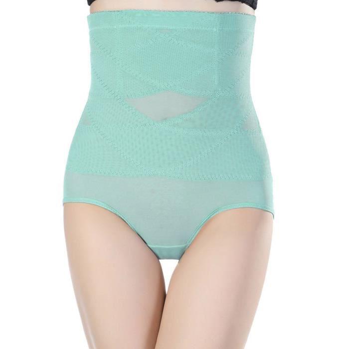 Hip Tummy Abdomen Shaper Sous vert vêtements Taille Culotte Femmes Body Haute Contrôle 1Awqx7