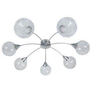 PLAFONNIER ACTUELLE Plafonnier Flush 7 lumières