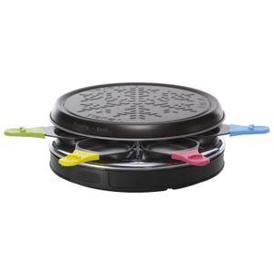 TEFAL RE123812 Appareil ? raclette Grill 6 coupelles - Multicolore