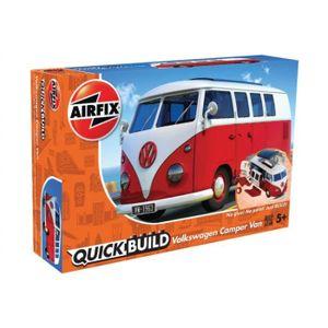 VOITURE - CAMION Airfix J6017 QUICK BUILD VW Camper Van