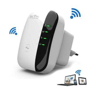 MODEM - ROUTEUR Wireless 802.11N WPS 300Mbps Wifi répéteur AP rout