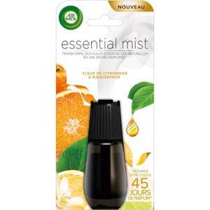 DÉSODORISANT INTÉRIEUR AIR WICK Recharge Désodorisant Essential Mist Citr