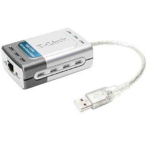 AUTRE PERIPHERIQUE USB  DLINK Adaptateur Ethernet USB 2.0 DUB-E100