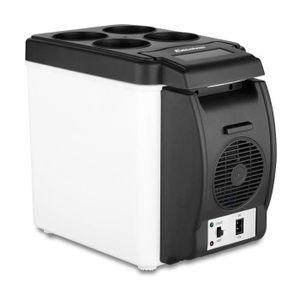 OUTILLAGE DE CAMPING Excelvan  BT16 6L 12V Mini Réfrigérateur Glacière