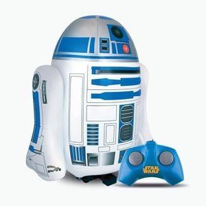FIGURINE - PERSONNAGE Star Wars Figurine R2D2 radiocommandé gonflable so