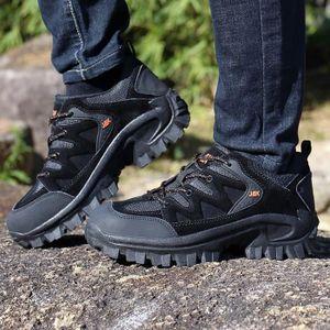 CHAUSSURES DE RANDONNÉE Confortable Chaussures de sport anti-dérapant rési