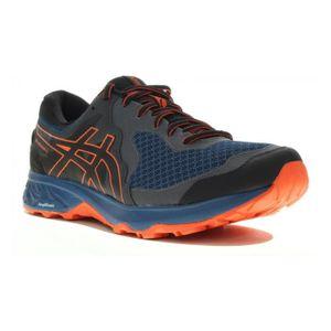 Chaussures ASICS Gel Sonoma 4 GTX gris foncé orange