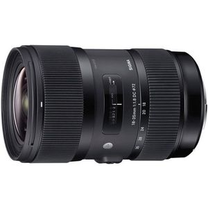 OBJECTIF SIGMA 18-35mm F1.8 DC HSM Canon
