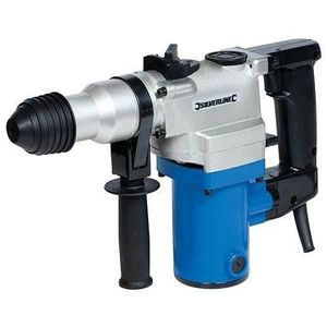 BURINEUR - PERFORATEUR Silverline 633821 850W SDS+ Hammer Drill Perforate