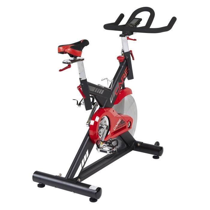 CARE Vélo Spinning Racer Pro