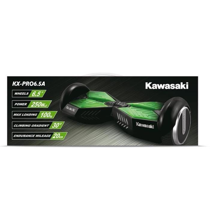 KAWASAKI Electric Balance Scooter Hoverboard 6.5\