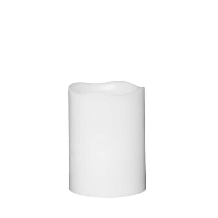 PANDURO Bougie LED - 10 cm - Ø 75 mm / 10 cm