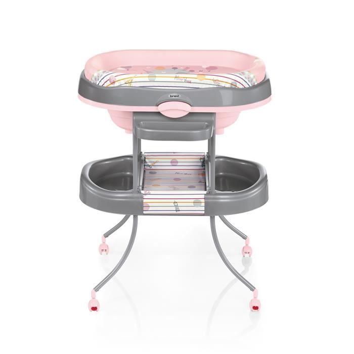 Brevi Acqua Light 054 Achat Vente Table à Langer 8011250574540