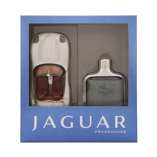 EAU DE TOILETTE Jaguar Classic Eau de Toilette 100 ml + Jaguar Min